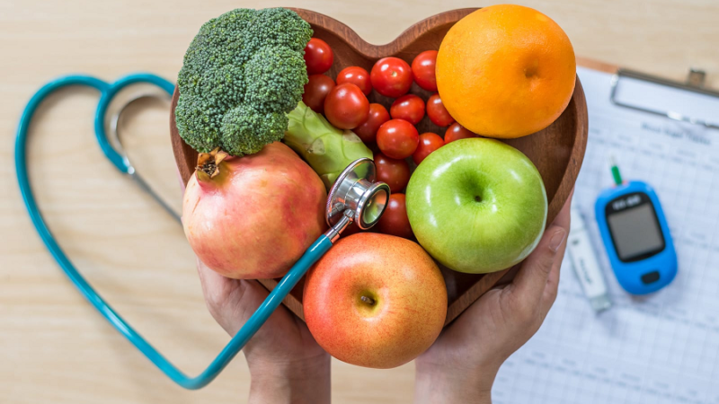 What's the difference between diet and nutrition?